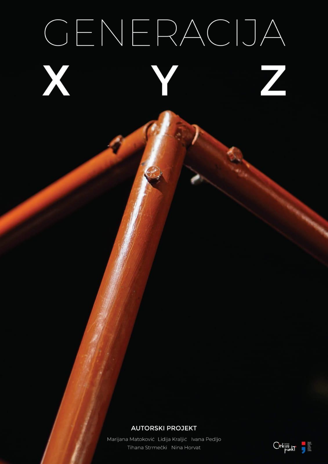 GENERACIJA X Y Z